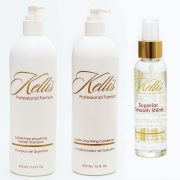 Keratin Supply Kellis Shampoo Conditioner & Shine Package