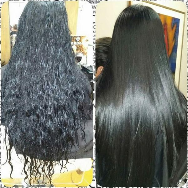 KeraBotox: Keratin Treatment Frizz Control & Keratin Botox for Hair - Before & After Results