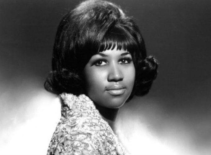 Aretha Franklin 10 Iconic Hairstyles - Flipped Bob
