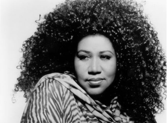 Aretha Franklin 10 Iconic Hairstyles - Natural Curls