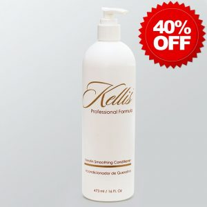 Keratin Smoothing Conditioner by Kellis Professional - 40% OFF