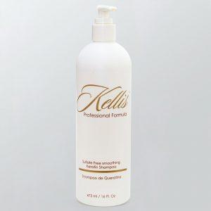 Keratin Sulfate-Free Shampoo by Kellis Professional